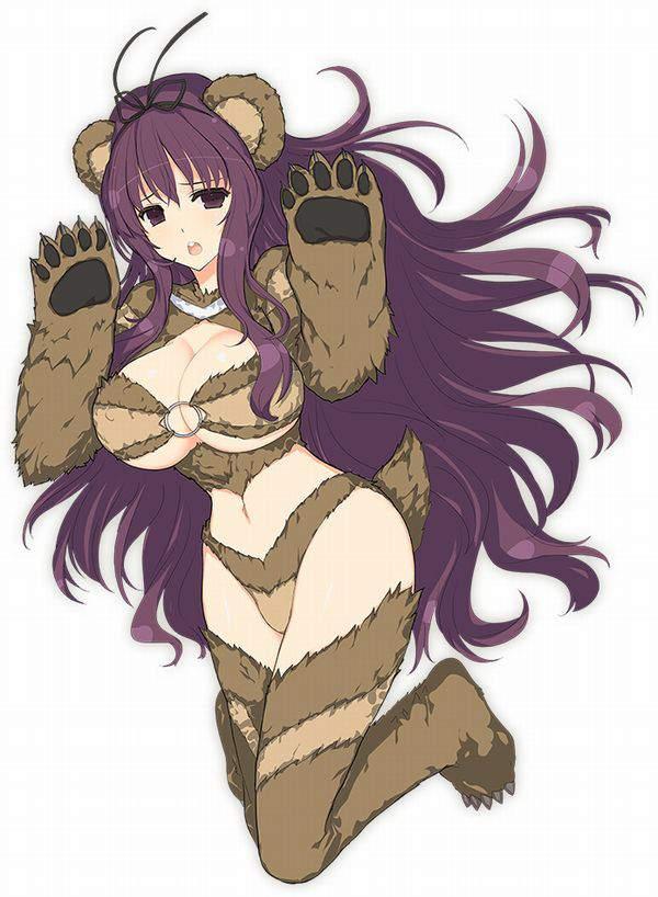【閃乱カグラ】紫(むらさき)のエロ画像【45】