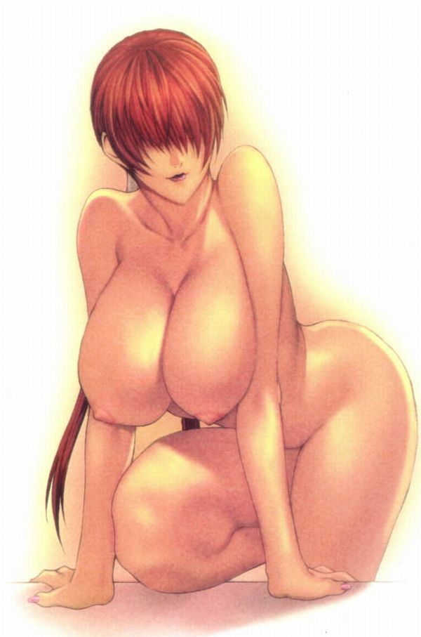 【KOF】シェルミー(Shermie)のエロ画像【THE KING OF FIGHTERS】【4】