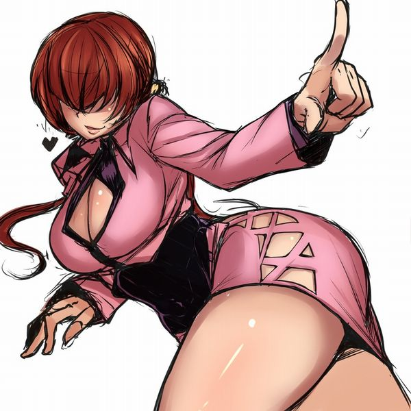 【KOF】シェルミー(Shermie)のエロ画像【THE KING OF FIGHTERS】【15】