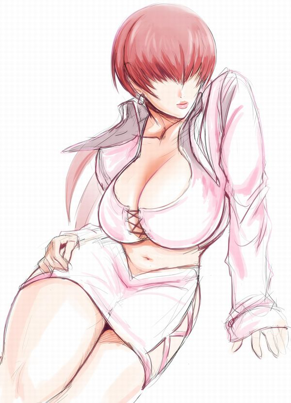 【KOF】シェルミー(Shermie)のエロ画像【THE KING OF FIGHTERS】【28】