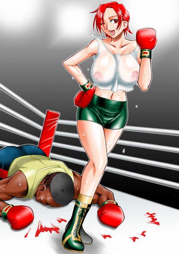 【KOF】ヴァネッサ(Vanessa)のエロ画像【THE KING OF FIGHTERS】【10】
