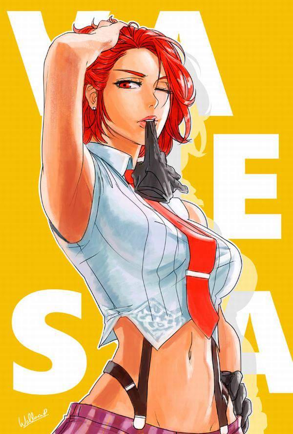 【KOF】ヴァネッサ(Vanessa)のエロ画像【THE KING OF FIGHTERS】【32】