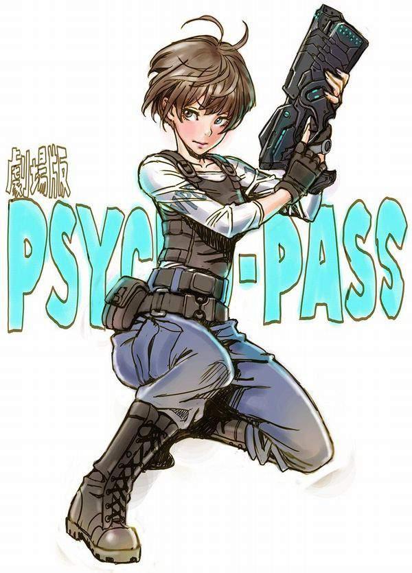 【PSYCHO-PASS】常守朱(つねもりあかね)のエロ画像【サイコパス】【31】