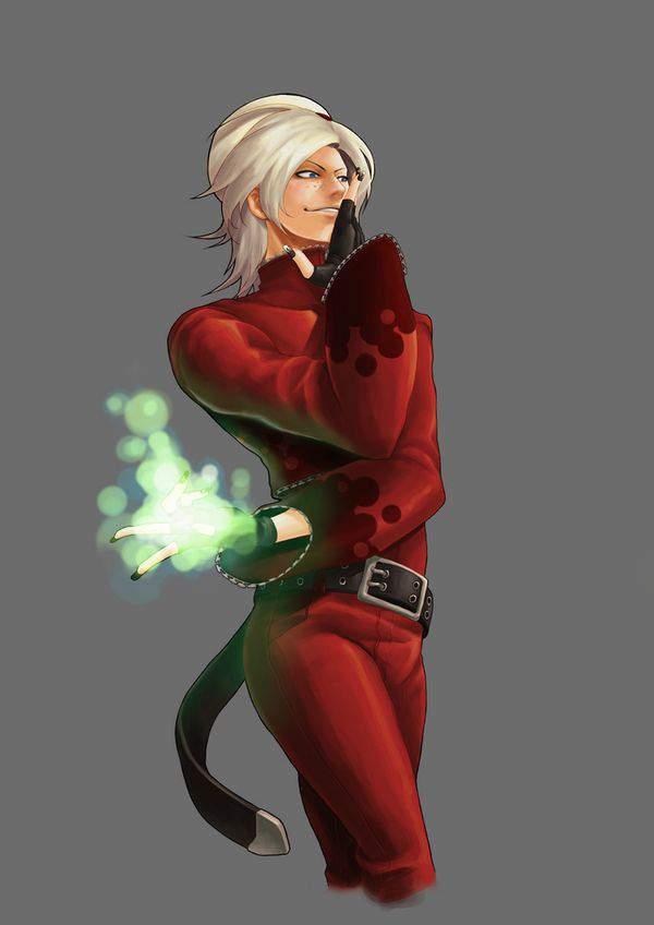 【KOF】アッシュ・クリムゾン(Ash Crimson)のエロ画像【THE KING OF FIGHTERS】【35】