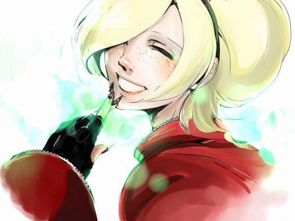 【KOF】アッシュ・クリムゾン(Ash Crimson)のエロ画像【THE KING OF FIGHTERS】【38】