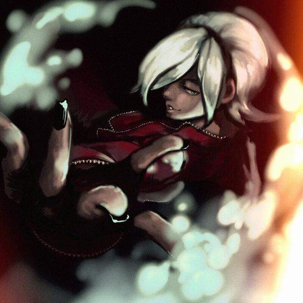 【KOF】アッシュ・クリムゾン(Ash Crimson)のエロ画像【THE KING OF FIGHTERS】【41】