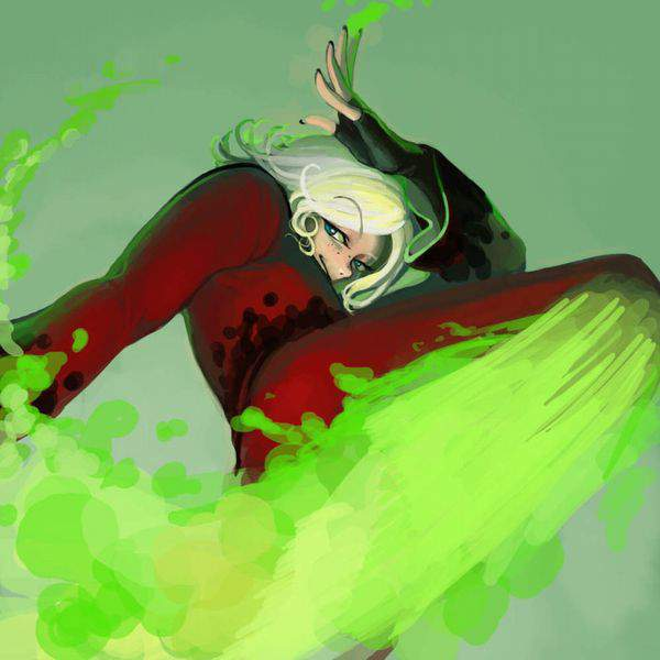 【KOF】アッシュ・クリムゾン(Ash Crimson)のエロ画像【THE KING OF FIGHTERS】【43】