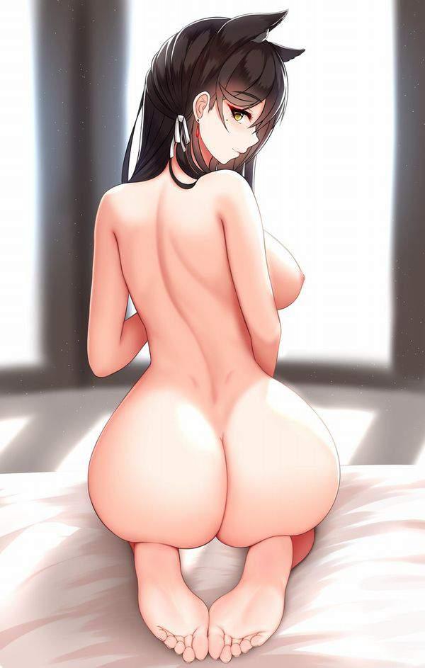 【大和撫子の嗜み】全裸で正座してる女子達の二次エロ画像【38】