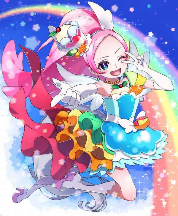 【キラキラ☆プリキュアアラモード】キラ星シエル(きらほししえる)のエロ画像【キュアパルフェ】【34】