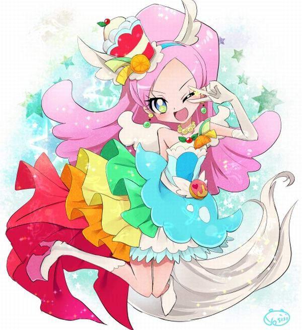【キラキラ☆プリキュアアラモード】キラ星シエル(きらほししえる)のエロ画像【キュアパルフェ】【48】