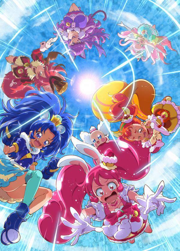 【キラキラ☆プリキュアアラモード】キラ星シエル(きらほししえる)のエロ画像【キュアパルフェ】【50】