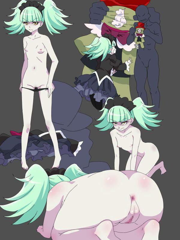 【キラキラ☆プリキュアアラモード】ビブリーのエロ画像【5】