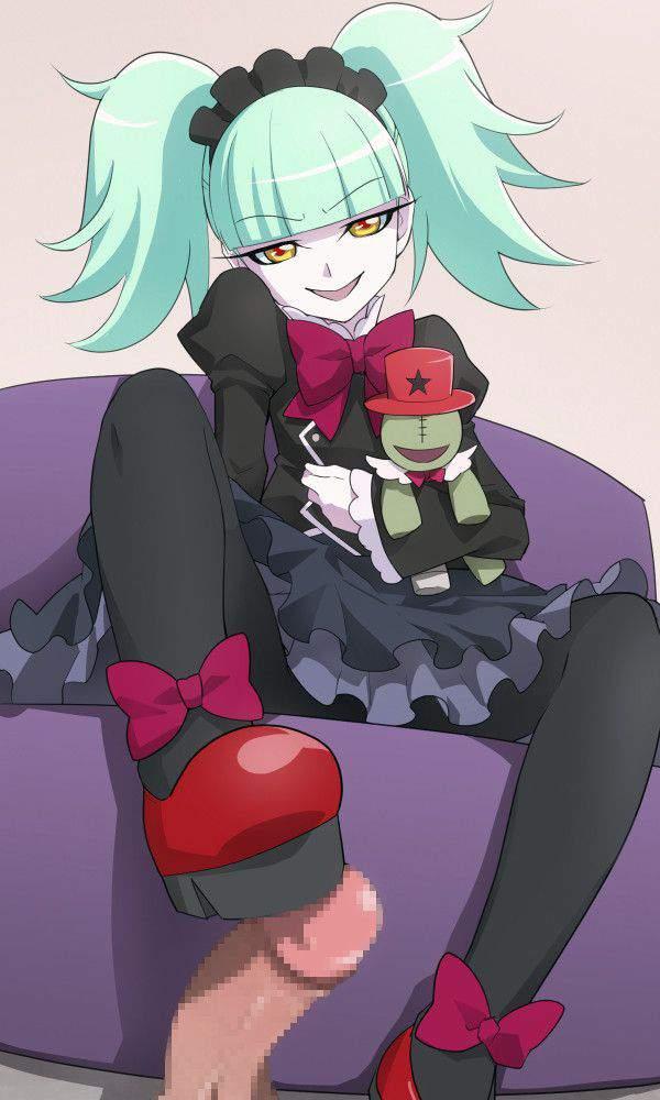 【キラキラ☆プリキュアアラモード】ビブリーのエロ画像【6】
