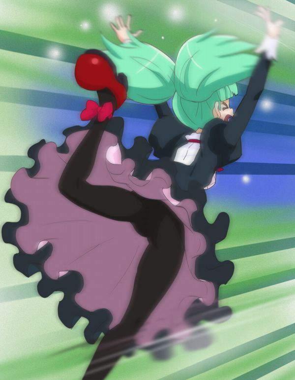 【キラキラ☆プリキュアアラモード】ビブリーのエロ画像【12】
