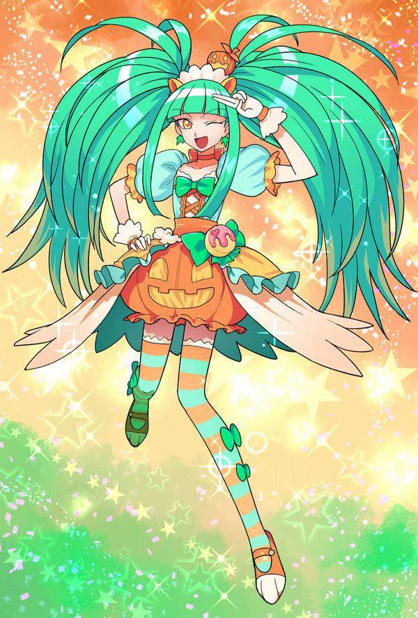 【キラキラ☆プリキュアアラモード】ビブリーのエロ画像【18】