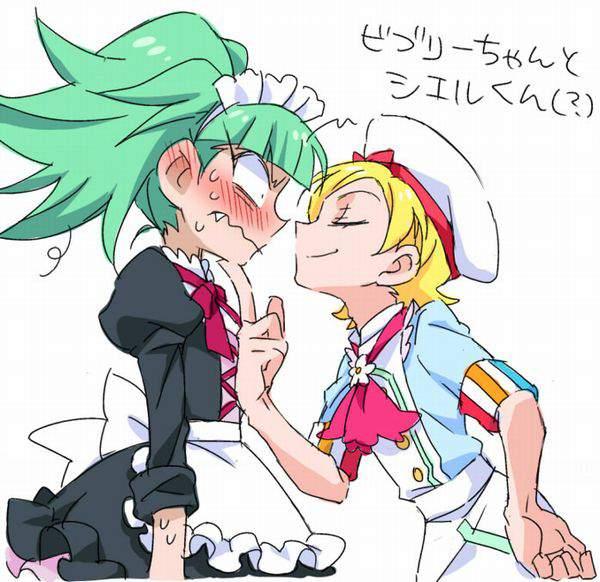 【キラキラ☆プリキュアアラモード】ビブリーのエロ画像【30】