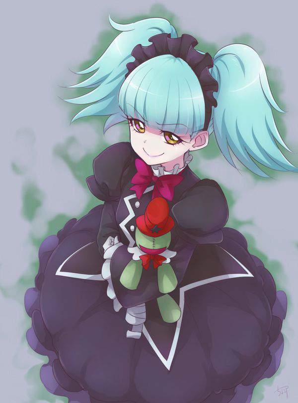 【キラキラ☆プリキュアアラモード】ビブリーのエロ画像【38】