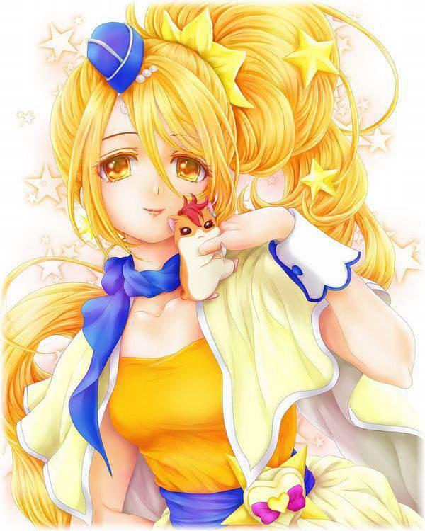 【HUGっと!プリキュア】輝木ほまれ(かがやきほまれ)のエロ画像【キュアエトワール】【48】