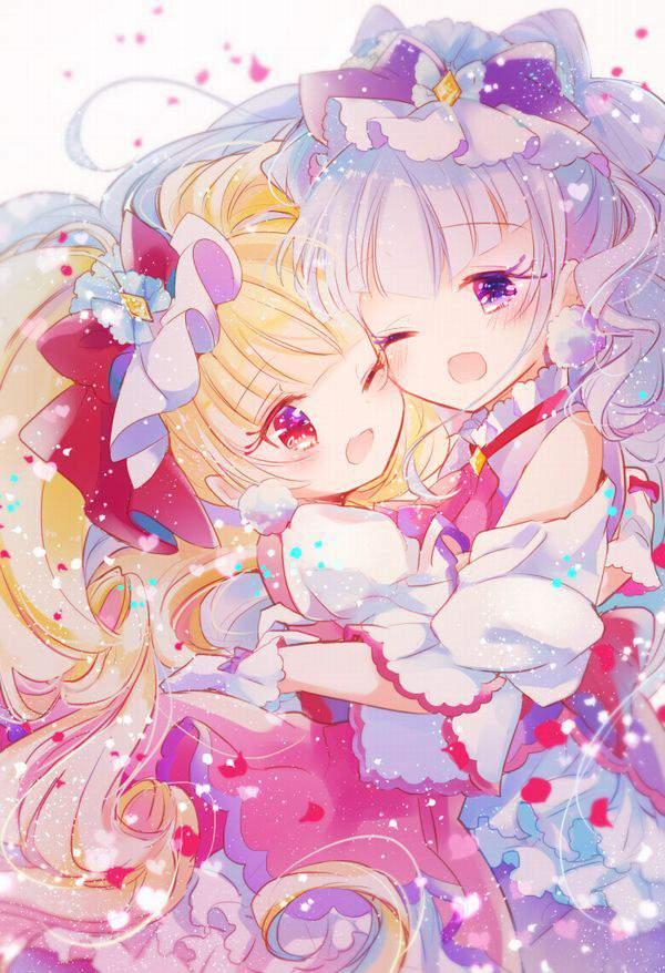 【HUGっと!プリキュア】愛崎えみる(あいさきえみる)のエロ画像【キュアマシェリ】【6】