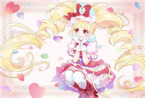 【HUGっと!プリキュア】愛崎えみる(あいさきえみる)のエロ画像【キュアマシェリ】【29】