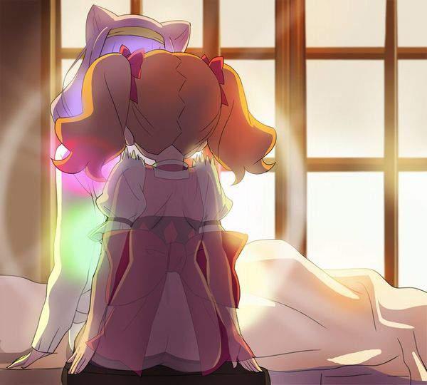 【HUGっと!プリキュア】愛崎えみる(あいさきえみる)のエロ画像【キュアマシェリ】【32】