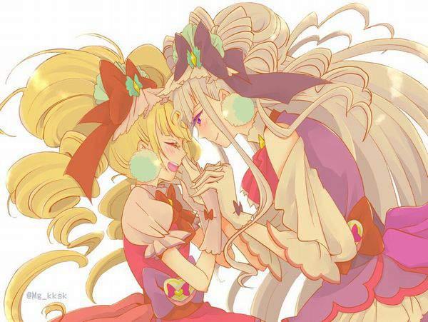 【HUGっと!プリキュア】愛崎えみる(あいさきえみる)のエロ画像【キュアマシェリ】【36】