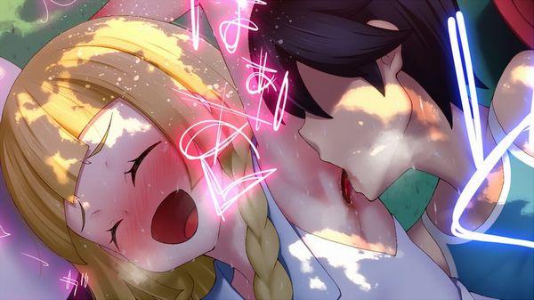 【ペロッ…】美少女の腋の下舐めてる二次エロ画像【これは8×4!!!】【22】