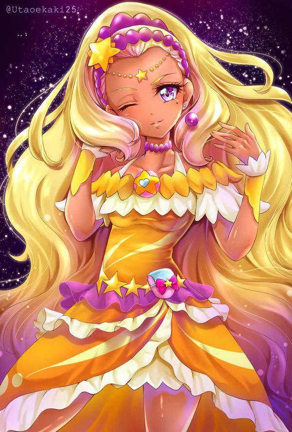 【スター☆トゥインクルプリキュア】天宮えれな(あまみやえれな)のエロ画像【キュアソレイユ】【37】