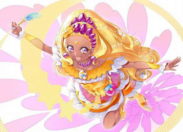 【スター☆トゥインクルプリキュア】天宮えれな(あまみやえれな)のエロ画像【キュアソレイユ】【48】