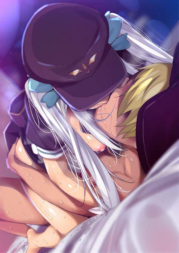 【ラブみが深い】キスしながらセックスしてる二次エロ画像【25】