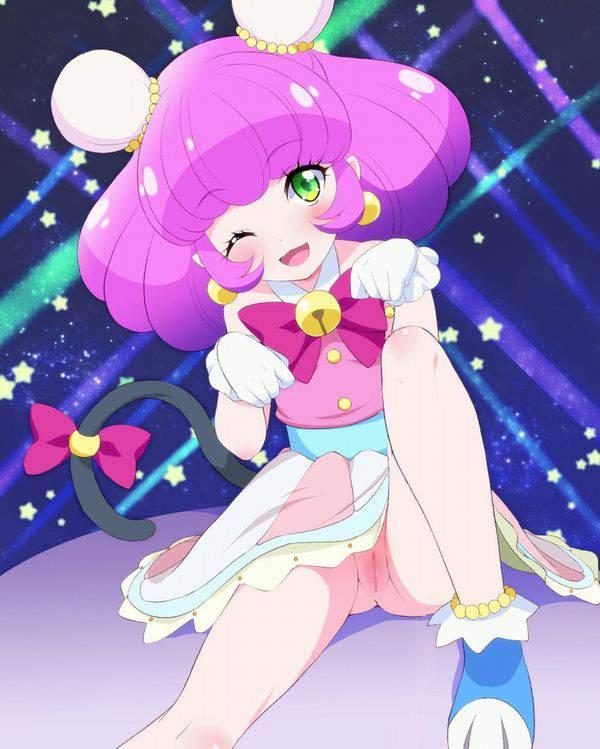 【スター☆トゥインクルプリキュア】ユニのエロ画像【キュアコスモ】【10】