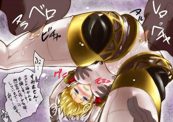 【P3】アイギスのエロ画像【ペルソナ3】【5】