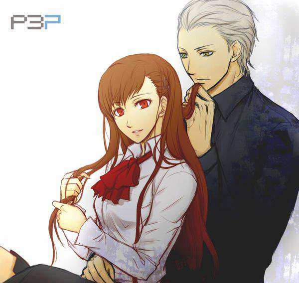 【P3P】ハム子こと女主人公のエロ画像【ペルソナ3ポータブル】【48】