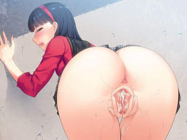 【P4】天城雪子(あまぎゆきこ)のエロ画像【ペルソナ4】