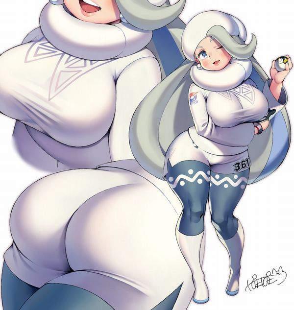 【ポケモン剣盾】メロン(Melony)のエロ画像【ポケットモンスター ソード・シールド】【14】