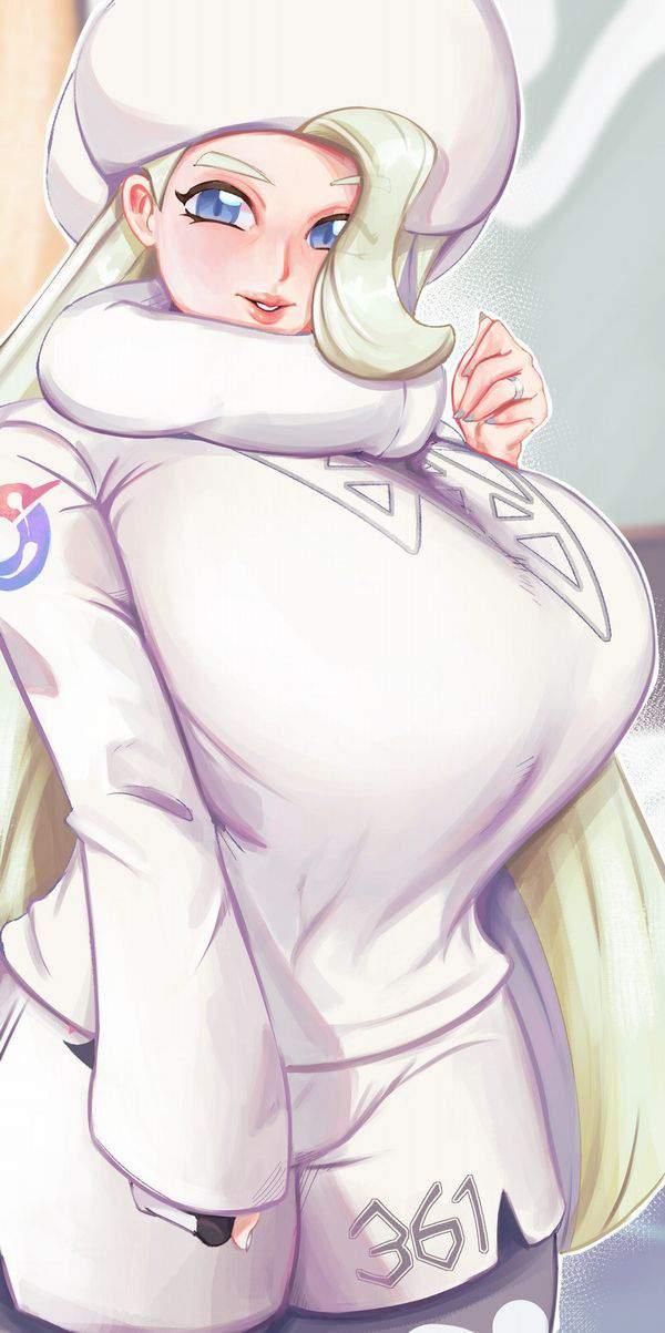 【ポケモン剣盾】メロン(Melony)のエロ画像【ポケットモンスター ソード・シールド】【27】