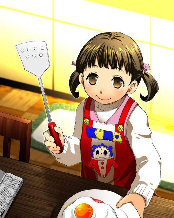 【P4】堂島菜々子(どうじまななこ)のエロ画像【ペルソナ4】【17】