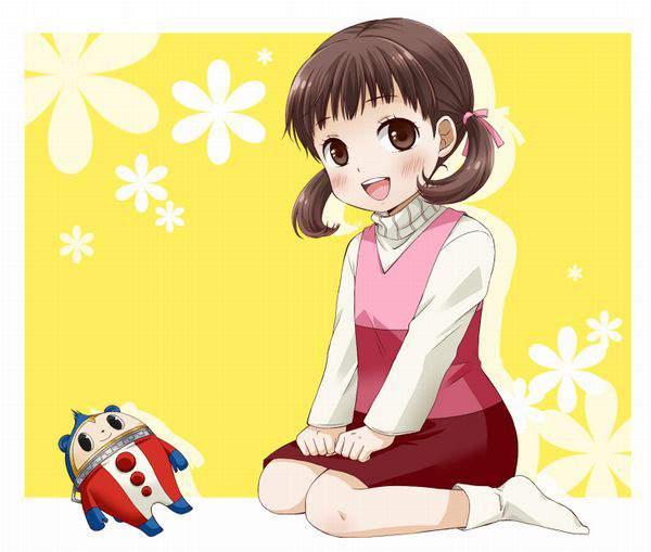 【P4】堂島菜々子(どうじまななこ)のエロ画像【ペルソナ4】【24】