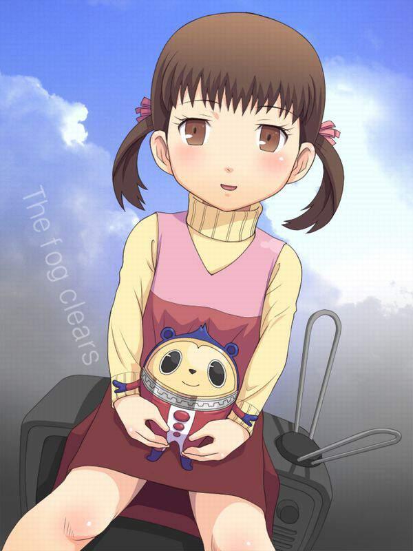 【P4】堂島菜々子(どうじまななこ)のエロ画像【ペルソナ4】【31】