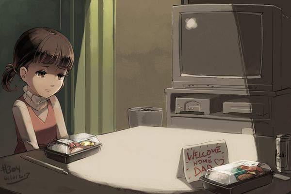 【P4】堂島菜々子(どうじまななこ)のエロ画像【ペルソナ4】【41】
