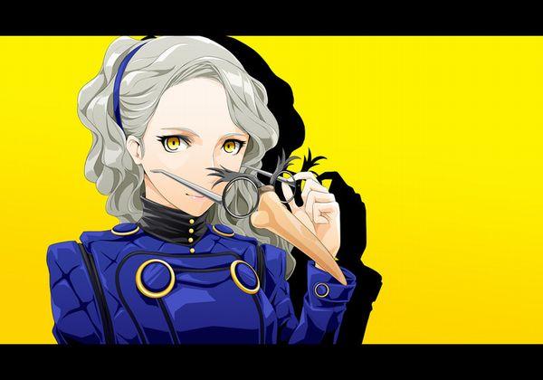 【P4】マーガレット(Margaret)のエロ画像【ペルソナ4】【27】