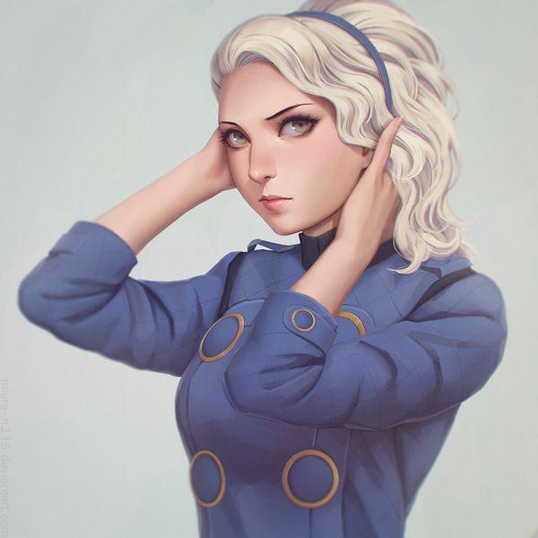 【P4】マーガレット(Margaret)のエロ画像【ペルソナ4】【31】