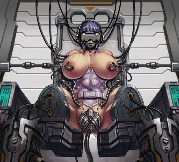 【攻殻機動隊】草薙素子(くさなぎもとこ)のエロ画像【43】