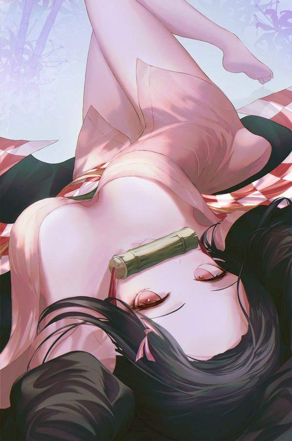 【鬼滅の刃】竈門禰豆子(かまどねずこ)のエロ画像【28】