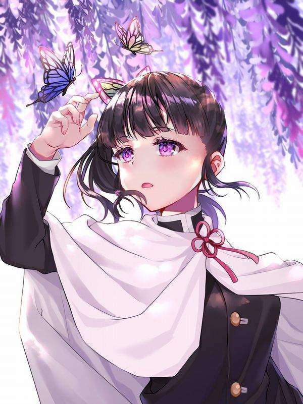 【鬼滅の刃】栗花落カナヲ(つゆりかなを)のエロ画像【36】