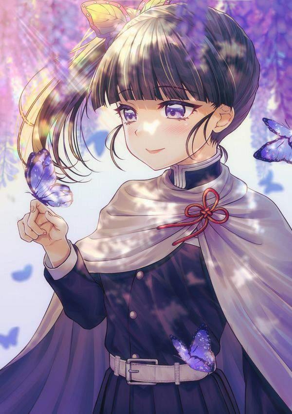 【鬼滅の刃】栗花落カナヲ(つゆりかなを)のエロ画像【46】
