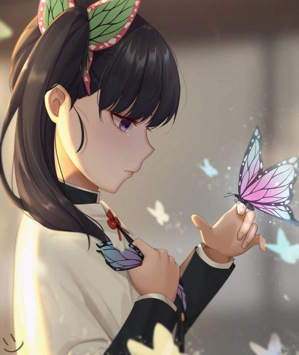 【鬼滅の刃】栗花落カナヲ(つゆりかなを)のエロ画像【50】