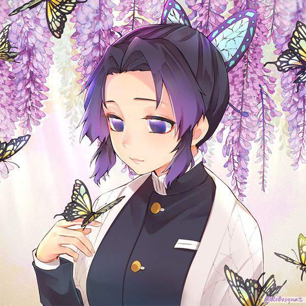 【鬼滅の刃】胡蝶しのぶ(こちょうしのぶ)のエロ画像【11】
