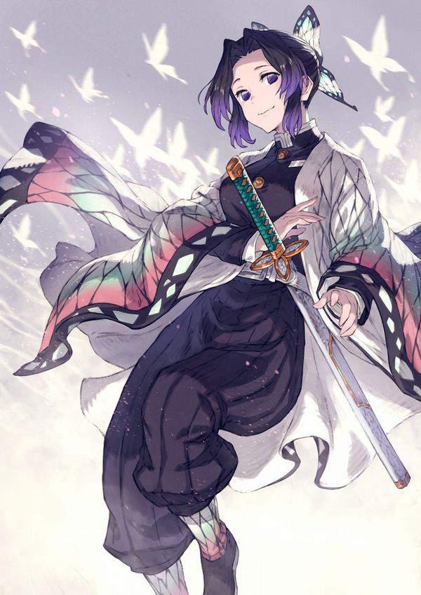 【鬼滅の刃】胡蝶しのぶ(こちょうしのぶ)のエロ画像【31】