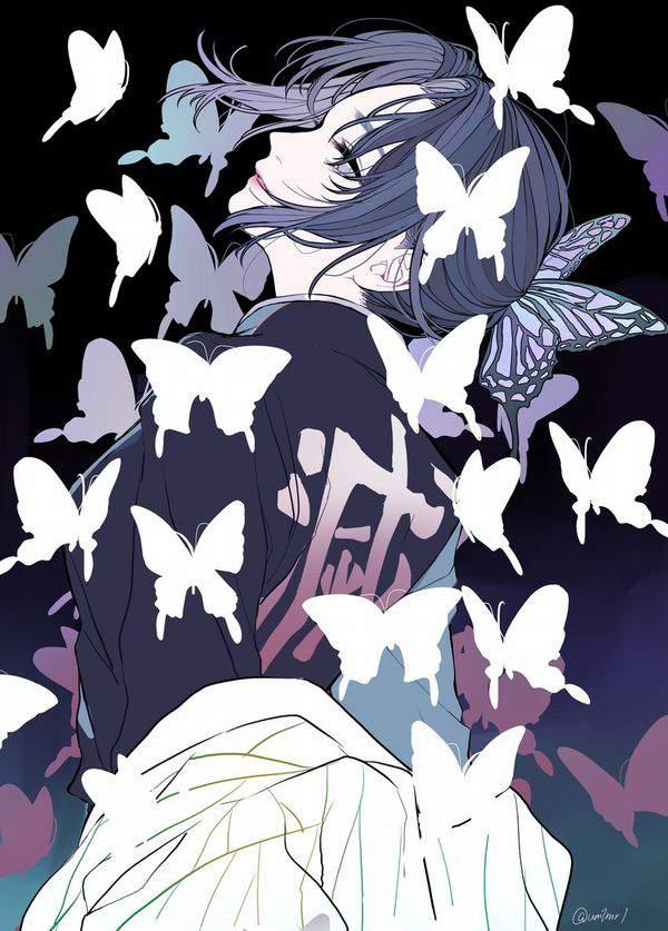 【鬼滅の刃】胡蝶しのぶ(こちょうしのぶ)のエロ画像【33】